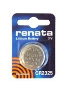 RENATA CR2325 BL1 - Батарейка