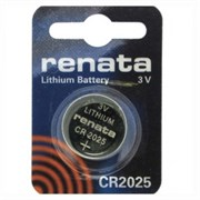RENATA CR2025 BL1 - Батарейка