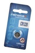 RENATA CR1220 BL1 - Батарейка