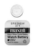 MAXELL SR920SW 371 - Батарейка