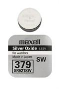 MAXELL SR521SW 379 - Батарейка
