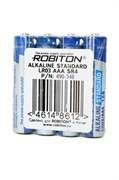 ROBITON STANDARD LR03 SR4, в упак40 шт - Батарейка