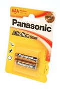 Panasonic Alkaline Power LR03APB/2BP LR03 BL2 - Батарейка