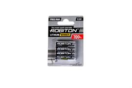 ROBITON WINNER R-FR03-BL4 FR03 BL4 - Батарейка