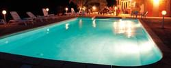 Светодиодная лампа для бассейнов SYLVANIA PAR56 LED POOL RGB MULTICOLOR со сменой цветов