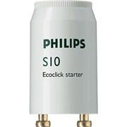 PHILIPS  S10   4 - 65W   220 - 240V  (25Х20) - стартер