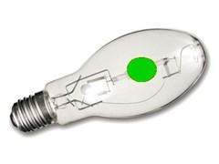 BLV   HIE        150W Green     12500lm Е27   -  цветная лампа СМ USHIO