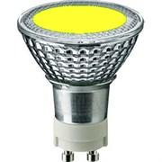 SYLVANIA BriteSpot ES50 35W/YELLOW  GX10 -  цветная лампа