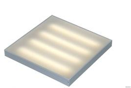 PLUGLED ДВО  43/52W 3500lm 4000K (596x596) + OT45/220-240/700LTCS - встраиваемый светильник OSRAM