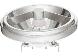 ALULINE PRO 111    50W G53 12V    8°  23000 cd  PHILIPS - лампа