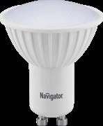 Лампа светодиодная GU10 3W NLL-PAR16-3-230-3K  Navigator