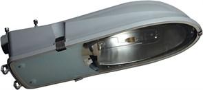 ГКУ/ЖКУ 90-150-113 Е40 плоское стекло