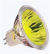 BLV     POPSTAR                35W  12°  12V  GU5.3   желтый - лампа