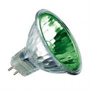 BLV     POPSTAR                35W  12°  12V  GU5.3   зеленый - лампа