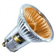 BLV     POPLINE                 50W  35°  240V  GU10   оранжевый - лампа