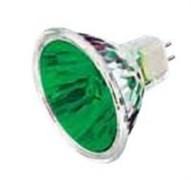 BLV     POPSTAR                20W  12°  12V  GU5.3   зеленый - лампа