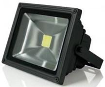 Прожектор светодиодный Gauss LED 30W COB 222*184*127mm IP65 6500К черный 1/6