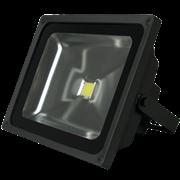 Прожектор светодиодный Gauss LED 60W COB 285*235*145mm IP65 6500К черный 1/4
