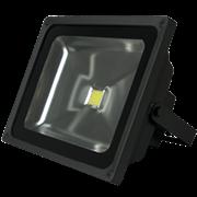 Прожектор светодиодный Gauss LED 60W IP65 6500К черный 1/5