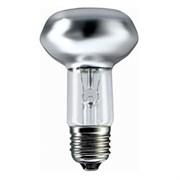 R63   60W 230V 30° E27  PHILIPS (зеркальная D63mm) - лампа