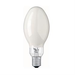 NATRIUM LRF (ДРЛ)  125w E27 220/240V d 76x178  20000h   6300Lm -Польша  ртутная лампа - фото 10470