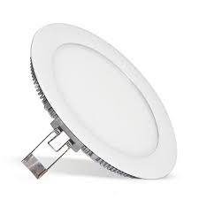 FL-LED PANEL-R17 4200K D=190мм h=20мм d=175мм 17Вт 1300Лм (S276) (светильник встраиваемый круглый) - фото 10720