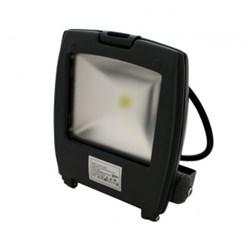 FL - LED MATRIX-FLAT  30W BLUE AC85-265V  30W   175x130x80 (S146) - фото 10743