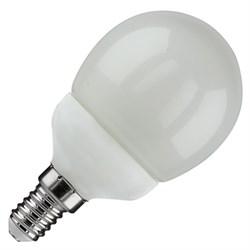 FL-LED-GL45 ECO 9W E14 4200К 230V 670lm  45*82mm  (S339) FOTON_LIGHTING  -  лампа - фото 12394