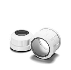 84123 VS Резьбовое кольцо T12 для 84172 84174 84175 IP65 белое - фото 12475