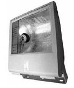 FL-2067-1    250W E40 3.25A Ассимметричный Серебристый - прожектор - фото 12893
