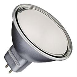 BLV      Reflekto Fr/Silver    50W  40°  12V  GU5.3  3500h  серебро / матовая - лампа - фото 16190