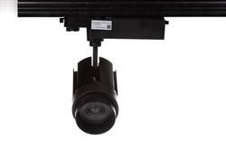 VARIO-R 30Вт 4200K 12-60гр 3200Лм черный- светодиодный трековый светильник с изменяемым углом - фото 17786
