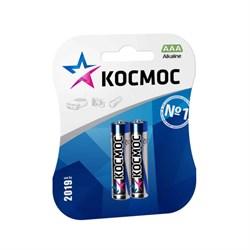КОСМОС R03 BL2 - Батарейка - фото 20006