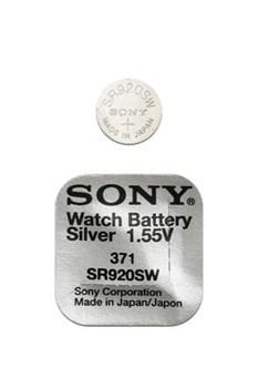 SONY SR920SW 371 - Батарейка - фото 20107