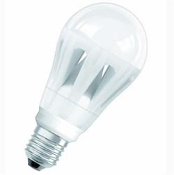 PARATHOM  CLAS A 75 320* 827 14W (=75W) 220-240V  DIM WW E27  1055lm d62x116 OSRAM LED-лампа - фото 21014