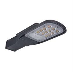 Светильник светодиодный ДКУ-30Вт 2700К 3300лм IP66 серый линзовая оптика ECO CLASS LEDVANCE - фото 23519