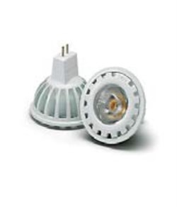 Светодиодная лампа Vossloh Schwabe 7w 12v GU 5,3