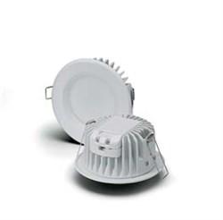 DL-PROTUNE 12w -110 3000K/4000K/6000K VS- светодиодный светильник с драйвером - фото 6035
