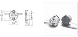 41900 VS Патрон GX12-1 для SDW-TG - фото 6094