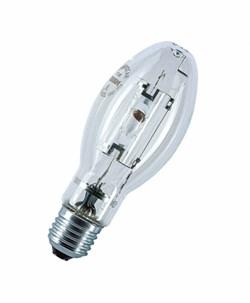 HQI E    70/WDL  CL E27   5200lm  d55x141 прозрач ±360° OSRAM -лампа - фото 6142
