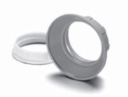 03210 VS Абажурные кольца, белые  d28x15 для 64101 - фото 6491