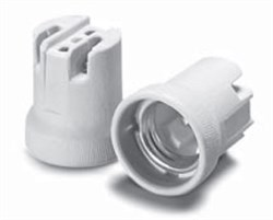 62600 VS Патрон Е27 электрофарфор газоразрядные лампы 210° - фото 6517
