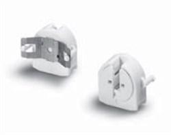 09406 VS Патрон G5 торцевой вращающийся подпружиненный  защёлки d3,8х20 - фото 6674