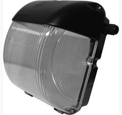 FL-2060      70W E27 FOTON LIGHTING Черн угловой ПОЛИКАРБОНАТ IP65-прожектор - фото 6755