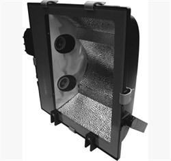 FL- 2015B-1  BOX  2х400W FOTON LIGHTING 600x490x162 Черн симметр защелки-корпус - фото 6783