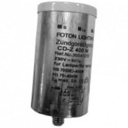 CD-Z  400M 35-400W 230V 50Hz  d35x87 FOTON металл+гайка -ИЗУ - фото 6952