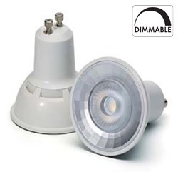 VS LED ECO GU10  6W 3000K 36гр 230V   -  светодиодная лампа - фото 7137