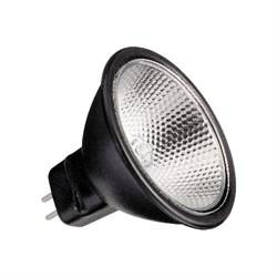 BLV      Reflekto FARBIG    20W  36°  12V  GU5.3  4500h  черный / прозрачная - лампа - фото 8467