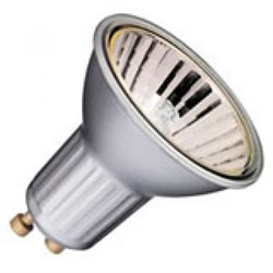 BLV      HIGHLINE  Silver    50W  36°  230V  GU10   2000h  серебро - лампа - фото 8468