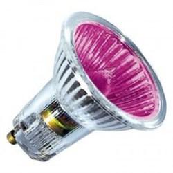 BLV     POPLINE                 50W  35°  240V  GU10   пурпурный - лампа - фото 8502